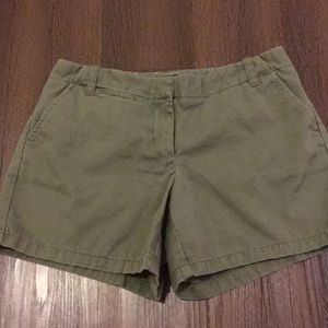 *SALE* EUC J. Crew Shorts